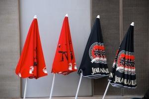 Paris Umbrellas